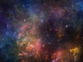 Espacio profundo — Foto de Stock