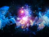 Metaphorical Nebula — Stock Photo