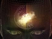 Mind Processing — Stock Photo