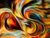 Metaphorical Inner Paint — Stock Photo