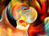 Beyond Inner Paint — Stock Photo