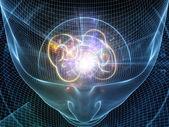 Metafora umysłu — Zdjęcie stockowe