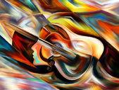 Metaphorical Music — Stock Photo