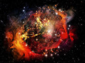 Synergies of Universe — Stock Photo