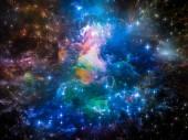 Glow of Universe — Stock Photo