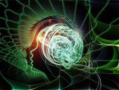 Complex Mind — Foto de Stock