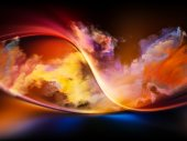 Colori metaforici — Foto Stock