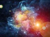 Synergies of Nebula — Stock Photo