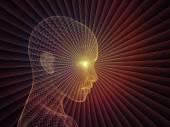 Illusion of Mind — Foto de Stock