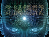 Artificial Mind — Stock Photo