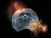Toward Digital Intellect — Stock Photo