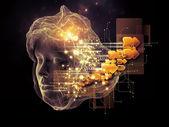 Glow of Intellect — Stock Photo