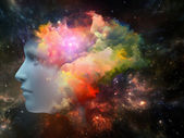 Colorful Mind — Stock Photo