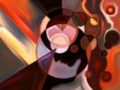 Vivid Inner Paint — Stok fotoğraf