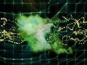 Evolving DNA — Stock Photo