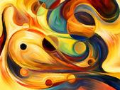 Mecazi iç boya — Stok fotoğraf
