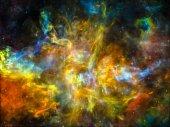 Energy of Cosmos — Stock Photo