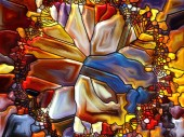 Return of Stained Glass — Stock Photo