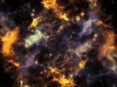 Evolving Space — Stock Photo