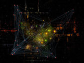 Éléments du réseau — Photo