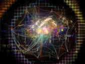 Metaphorical Network — Stock Photo