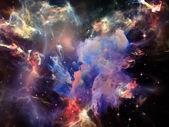 Toward Digital Space — Stock fotografie
