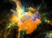 Paradigm of Space — Stock Photo