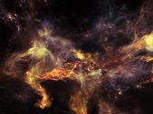 Virtual Cosmos — ストック写真