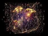 Toward Digital Network — Stock Photo