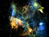 Universe Background — Stock Photo