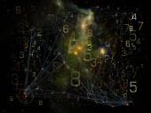 Способ сети — Стоковое фото
