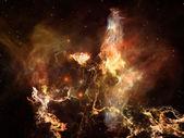 Advance of Space — Stockfoto