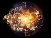 Synergies of Symmetry — Stockfoto