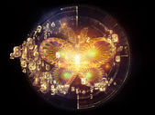 Synergies of Symmetry — ストック写真