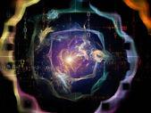 Metaphorical Network — Stockfoto