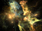 Realms of Space — Stock Photo