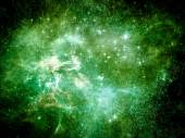 Elegance of Space — Stock Photo