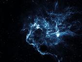 Virtualization of Cosmos — Stock Photo