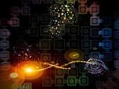 Numeric Technology — Stock Photo