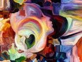 Magic of Inner Paint — Stock Photo