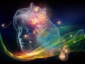Illusions of Intellect — Stock Photo