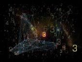 Virtual Network — Stock Photo