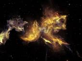 Elegance of Space — Fotografia Stock