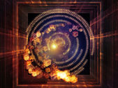 Advance of Symmetry — Stockfoto
