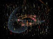 Evolving Network — ストック写真