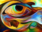Интуиция — Стоковое фото