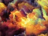 Evolving Colors — Stock Photo