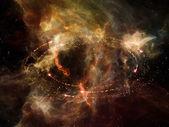 Toward Digital Space — Stock Photo