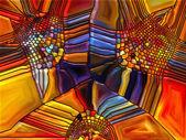 Return of Stained Glass — Zdjęcie stockowe