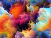 Energy of Colors — Stockfoto